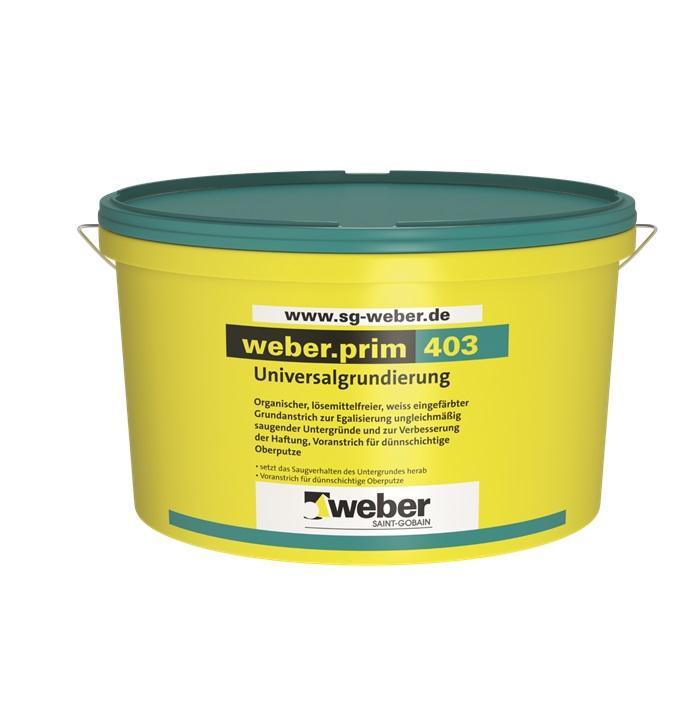 403 moderni izoliacija - Weber prim rp ...