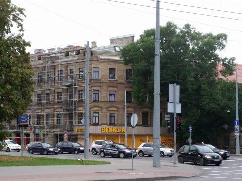 Palėpė (A klasė), Vilnius
